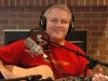 Steve at the Recording Session